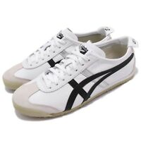 Asics Onitsuka Tiger Mexico 66 OT White Black Men Running Sneakers DL408-0190
