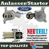 FORD COUGAR MAVERICK MONDEO 2.5 3.0 V6 24V ST 200 ST 220 STARTER ANLASSER NEW !