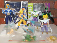 SH Figuarts Dragon Ball Z - Gohan Piccolo Goku Cell & Freiza Soldier *Genuine*