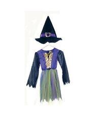 Deguisement de Sorcière - Robe + Chapeau - Taille 4/6 ans