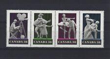 Canada Yvert  n° 1111/1114 neuf sans charnière