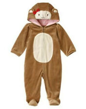 NWT GYMBOREE MISCHEVIOUS MONKEY COSTUME BABY GIRLS 3-6 MONTH 3 6 HALLOWEEN