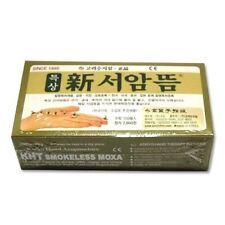 Koryo Hand Acupuncture KHT Smokeless Moxa 150EA 1BOX