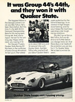 1966 Jaguar XK-E Classic Vintage Advertisement Ad D49 Breed