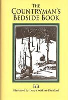 WATKINS-PITCHFORD DENYS BB BOOK THE COUNTRYMANS BEDSIDE BOOK hardback NEW