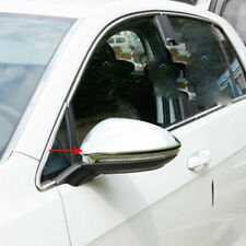 For Volkswagen VW Golf MK7 2015 Chrome Side Door Wing Mirror Cover Trim Moulding