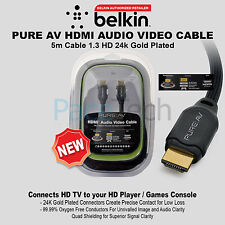 Belkin 1: 1 TV Video HDMI Cables