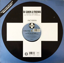 """DJ SAKIN & FRIENDS - Protect Your Mind (For The Love Of A Princess) (12"""") (VG-/G"""