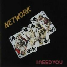 Network, The Network, the_Network - I Need You [New CD]