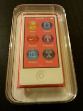 Apple iPod Nano 7th Gen 16GB Pink, MKMV2VC/A (Worldwide Shipping)