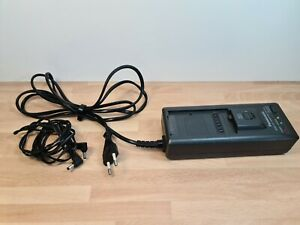 Genuine Panasonic VW-AS1 Camcorder Battery Charger Power Adaptor euro