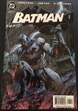 Batman #617 NM+ Hush Jim Lee 2003 DC Comics Robin Catwoman Huntress Scarecrow