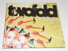 TWOFOLD - HAMMER TO THE HORNET'S NEST - 2004 UK 3 TRACK CD SINGLE DIGIPAK SLEEVE