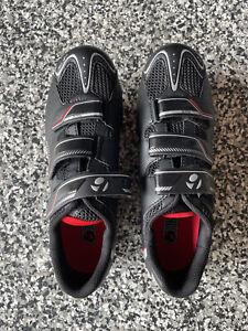 Bontrager Road bike shoes womens size 8