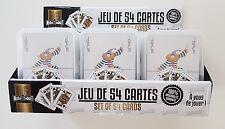 Coffret Jeu de 54 cartes marque Mister Gadget carte à jouer