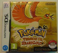 Pokemon: HeartGold Version (Nintendo DS). Heart Gold French Canada Version RARE!