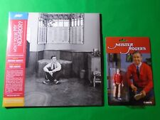 Mr. Mister Fred Rogers - Won't You Be My Neighbor? Red Vinyl LP Ltd/500 W/Figure