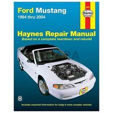 mustang repair manual 2003