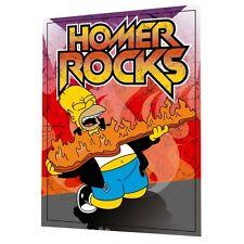 HOMER ROCKS 3D POSTER  GREAT CHRISTMAS GIFT