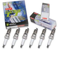 6 pc Denso Platinum TT Spark Plugs for Jaguar S-Type 3.0L V6 2000-2008 Tune qz