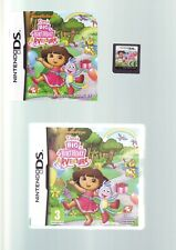 DORA'S BIG BIRTHDAY ADVENTURE - GIRLS DS GAME / LITE, DSi, 3DS - COMPLETE - VGC