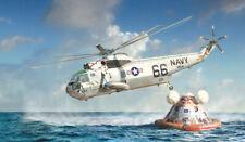 Italeri 1433 SH-3D Sea King Apollo Recovery 1/72 Scale Plastic Model Kit