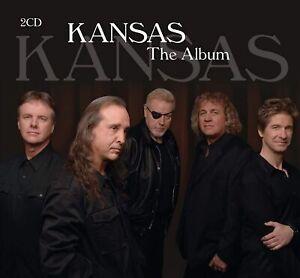 KANSAS - The Album   - 2xCD NEU