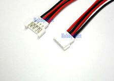 51005/51006 4-Pin Losi Connector plug male female with wire 26AWG 150mm 10 Pairs