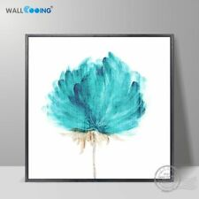 Floral Design Pattern Simple Nordic Style Decorative Canvas Painting Home Decor