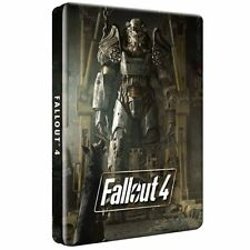 Fallout 4 Steelbook Dogmeat Europe Edition No Game