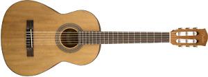 Fender FA-15N 3/4 Nylon Acoustic Guitar w/ Gig Bag