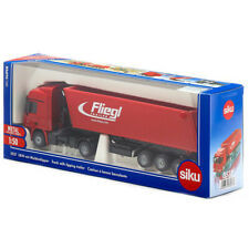 Siku 3537 Super Truck with Tipping Trailer Die-Cast Lorry Model (Scale 1:50)
