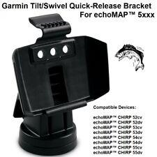 Garmin Tilt/Swivel Quick-Release Bracket For echoMAP™ 5xxx For Optimum Viewing