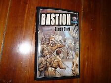 Bastion Simon Clark Signed Limited Cemetery Dance