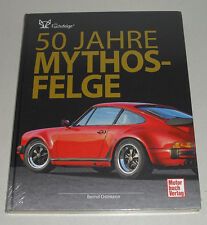 Bildband: Die Fuchsfelge - 50 Jahre Mythos Fuchs Felge - Mercedes Porsche Audi