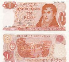 Argentina banconota 1 peso