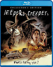 Jeepers Creepers [Collector's Edition] [Blu-ray] DVD, Gina Philips, Justin Long,