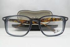 Ray-Ban RB 5353 5629 Grey/Clear Havana New Authentic Eyeglasses 52mm w/Case