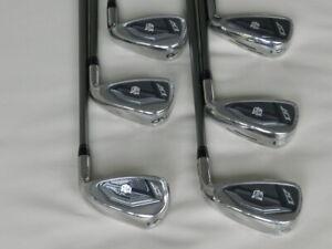 Wilson D7 Eisensatz 6 - SW Damen rechtshand neu UVP 639 Euro - 38%