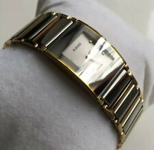 Genuine ladies Rado Integral Jubile Designer watch Diamond Rectangular R20750702