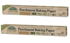 Si vous Care écrus parchemin Baking Paper - 2x70 Sq Ft Rolls