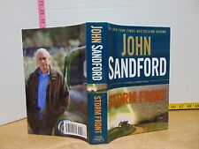 Storm Front by John Sandford (2013, Hardcover)