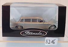 Brekina Starmada 1/87 Mercedes Benz 600 Pullmann W 100 silber metallic OVP #3216