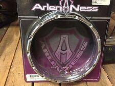 Arlen Ness Fire Ring Chrome Harley FLHT FLHX FLHR new