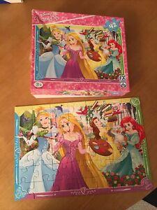 Disney Princess Puzzle 42pcs