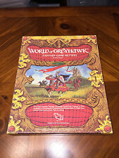 AD&D - World Of Greyhawk - Campaign Box Set - TSR