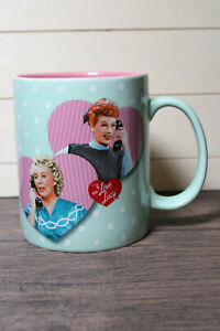 "I Love Lucy ""Keep in Touch"" Coffee Mug"