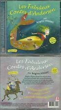 CD - LES CONTES D' ANDERSEN : LA PETITE SIRENE LA REINE - NOEL / NEUF EMBALLE