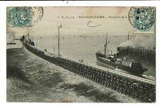 CPA-Carte postale-FRANCE-Boulogne sur Mer-Perspective de la Jetée -1904 VMO16565