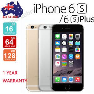 Apple iPhone 6s Plus / 6S 16GB /64GB /128GB Smartphone NEW & UNOPENED AU STOCK